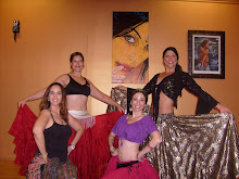 Flamenco Arabe Workshop Hollywood Florida Agosto 2008