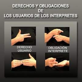 SERVICIO DE INTERPRETE DE LENGUA DE SEÑAS (I.L.S.)