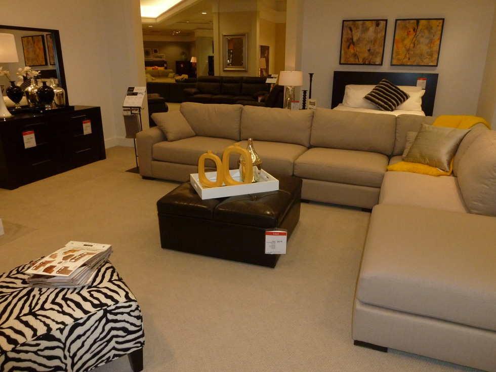 Macy's Furniture Gallery with Best Picture Collections