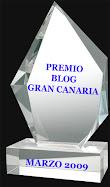 LOGO PREMIO GRAN CANARIA MARZO 2009