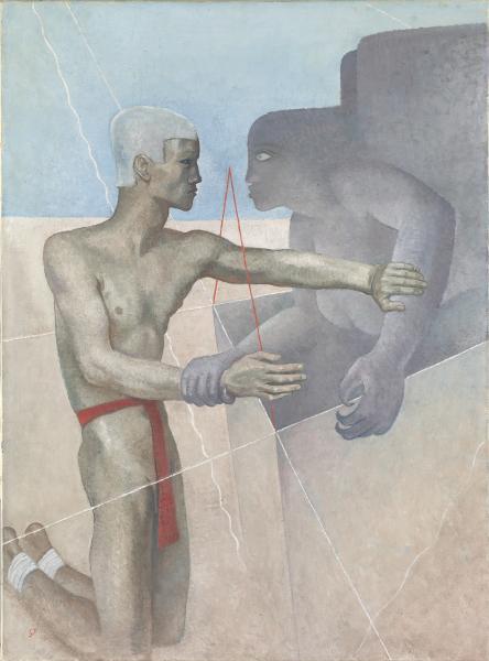 Oedipus+(1931-1932)+Glyn+warren+philipot