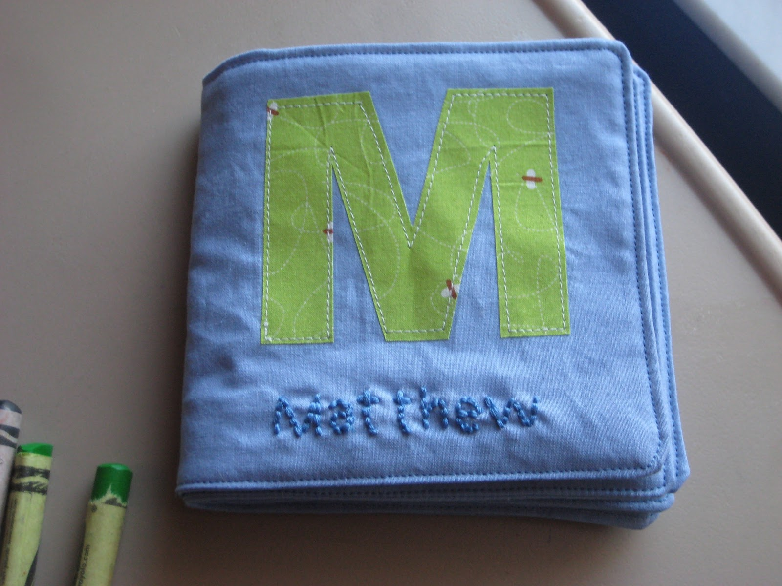 Don T Call Me Betsy Munchkin Soft Book Tutorial