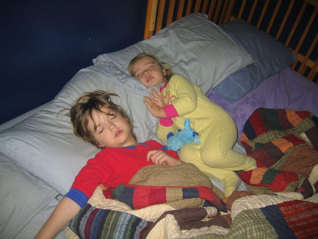 Check Kids for Sleep Apnea
