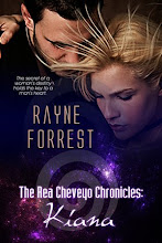 The Rea Cheveyo Chronicles: Kiana (book one of the trilogy)