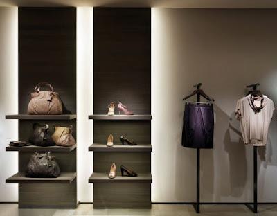 Interior Design Store on Trendoffice  Fashion And Interior Design  Milan   S New Max Mara Store