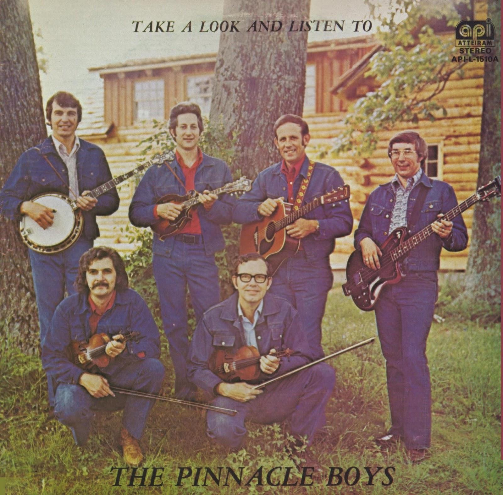 The Pinnacle Boys - The Pinnacle Boys