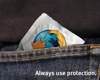 Firefox - Always use protection
