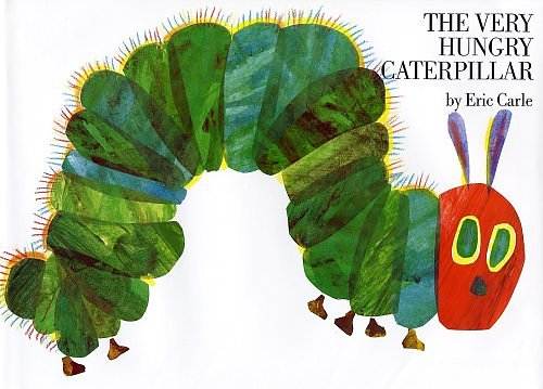 Neelys News Marvelous Picture Books The Very Hungry Caterpillar