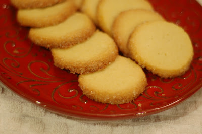 Anne Strawberry Sables Easy Delicious Butter Cookies