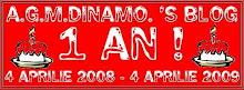 1 AN - 4 APRILIE 2009