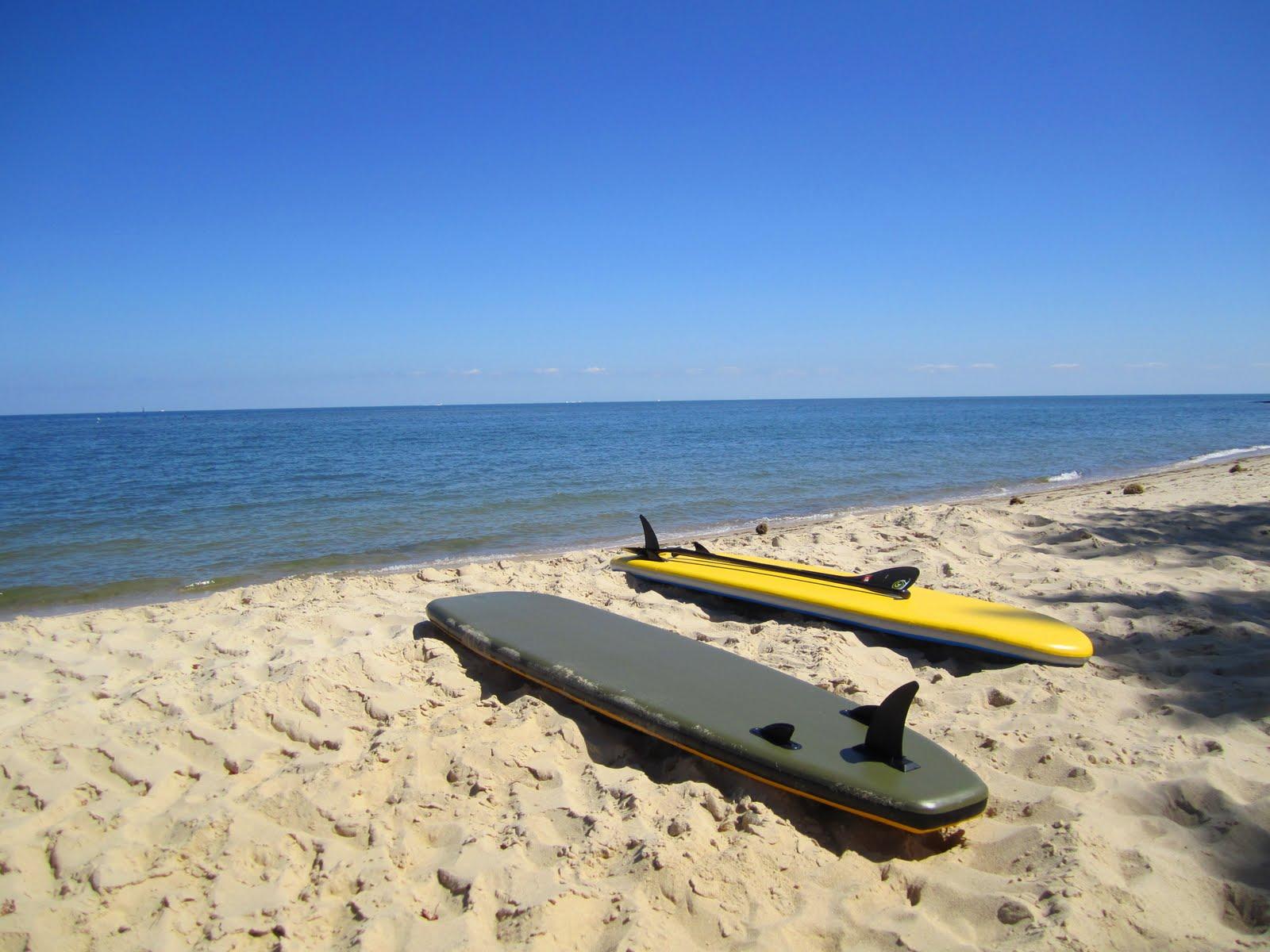 Sandbar Gwynn S Island