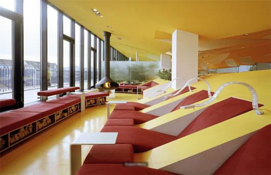 KU64 Dental Clinic Interior in Berlin-Charlottenburg (designed by ...
