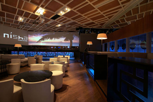 Simply house design nisha bar lounge designed by pascal arquitectos acapulco - Moderne loungebar ...