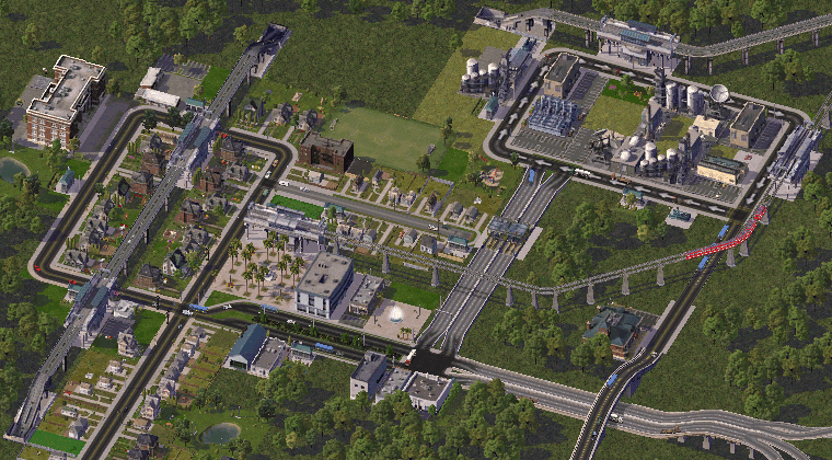 SimCity 4: Rush Hour full game free pc, download, play ...