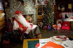 Ταξίδι Χριστουγεννιατικο ονειρο στη λαπωνια