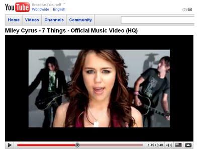 video musicales de musica: