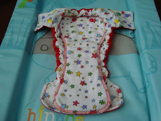 Darling Diapers Free-Newborn- Fitted Patterns