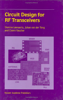 Download Free ebooks Circuit Design for RF Transceivers