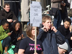 London Autism Rally 2009