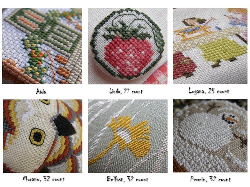 Ткань для вышивки мурано