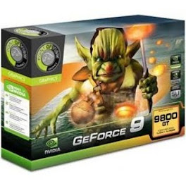 PLACA DE VIDEO GEFORCE 9800 GT