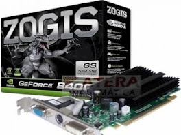 PLACA DE VIDEO GEFORCE 8400 GS