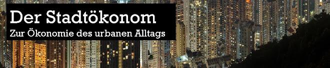 Der Stadtökonom - Zur Ökonomie des urbanen Alltags