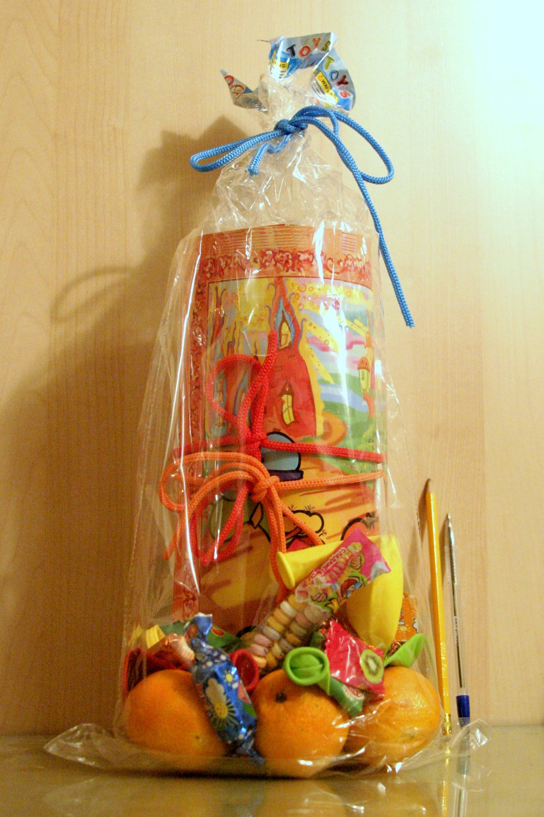 Подарки детям на новый год в детском саду оптом