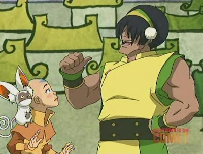 Toph should feel proud.