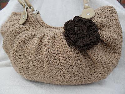 Pattern for crochet bag