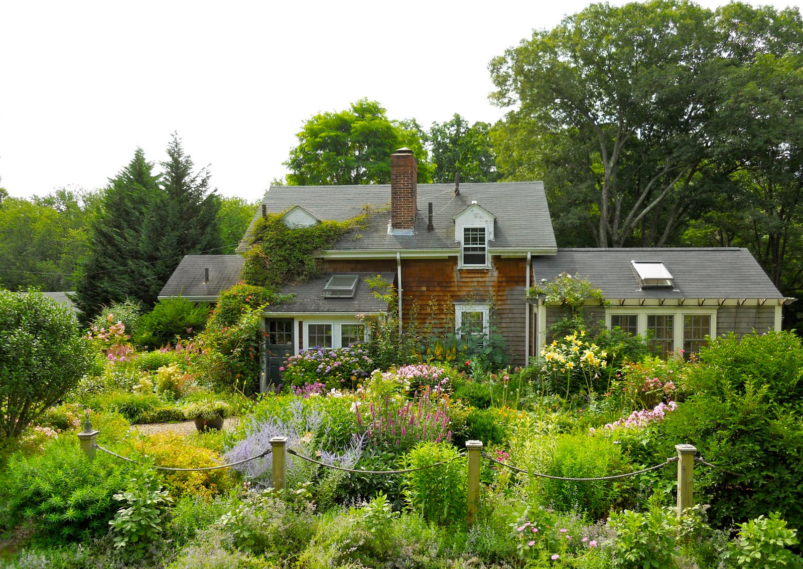 A year in the garden cottage industry for What is a cottage