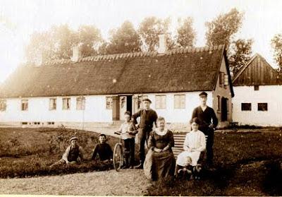 Skørpinge Havnelev ca. 1900