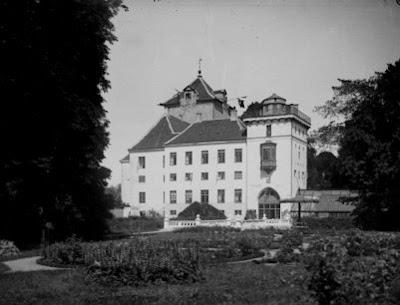 Gjorslev Gods omkr. 1920lik for større billede