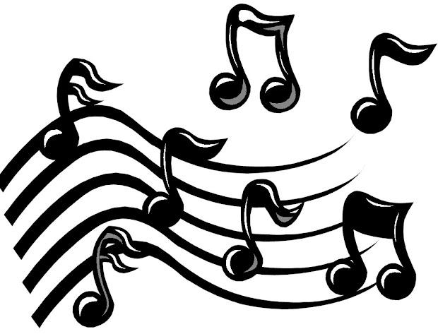 free music clip art 081510 vector