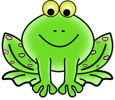 Frog Clip Art 081510. frog clip art. Posted by J.S. at 6:00 PM