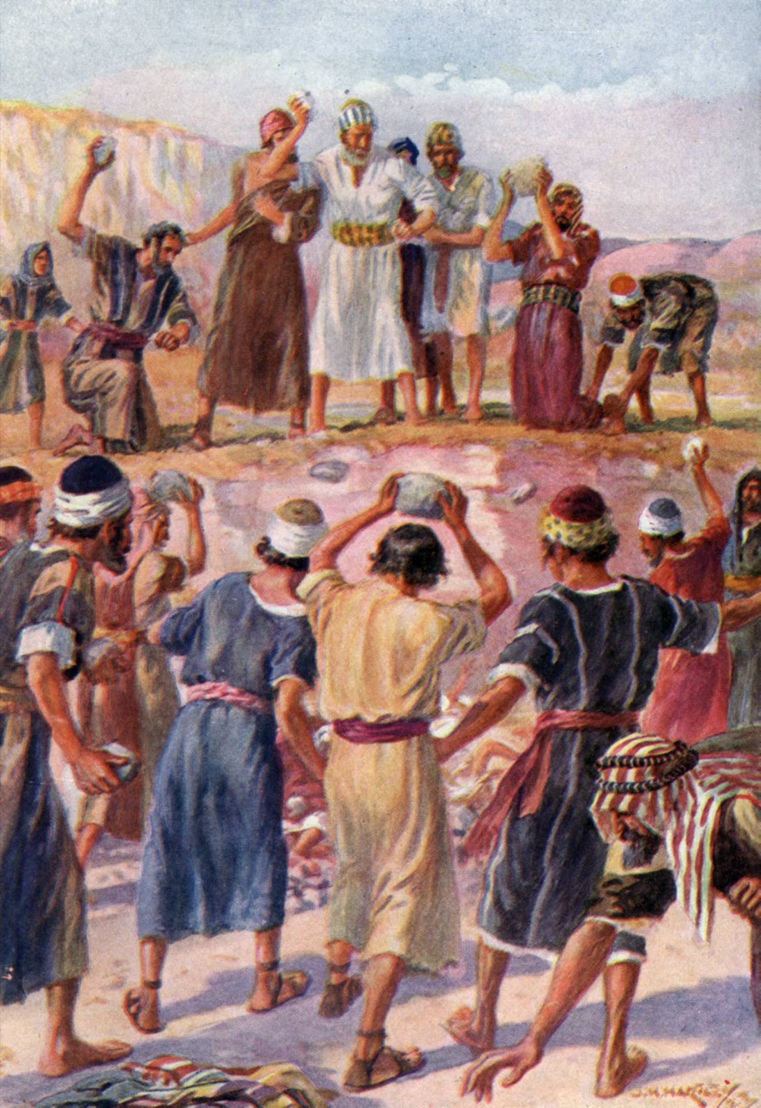 Bible Stories Achan 020911