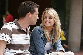 Women flirting body language