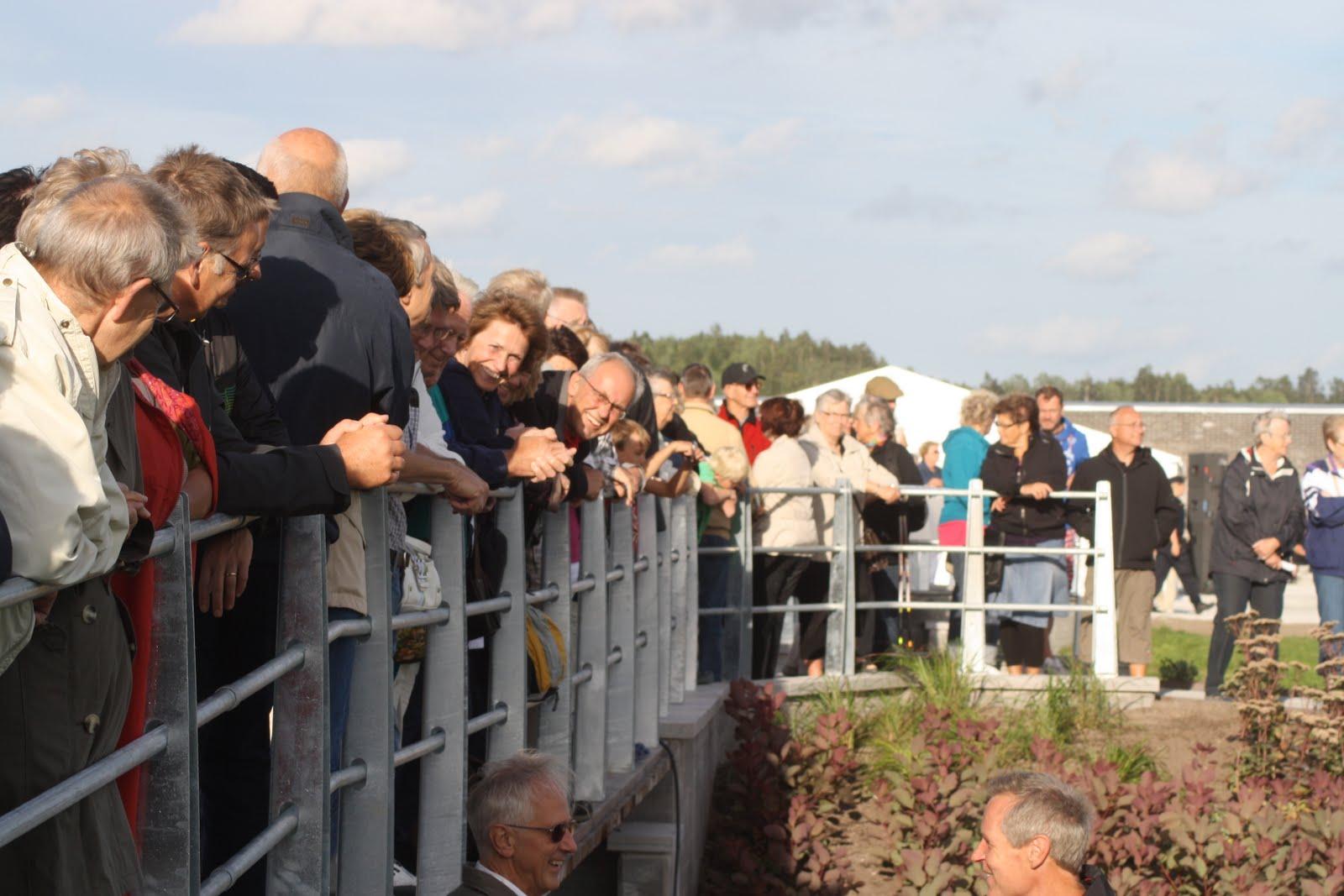 TrÄdgÅrdsingenjÖren / landskapsarkitekt: invigning av kumla sjöpark