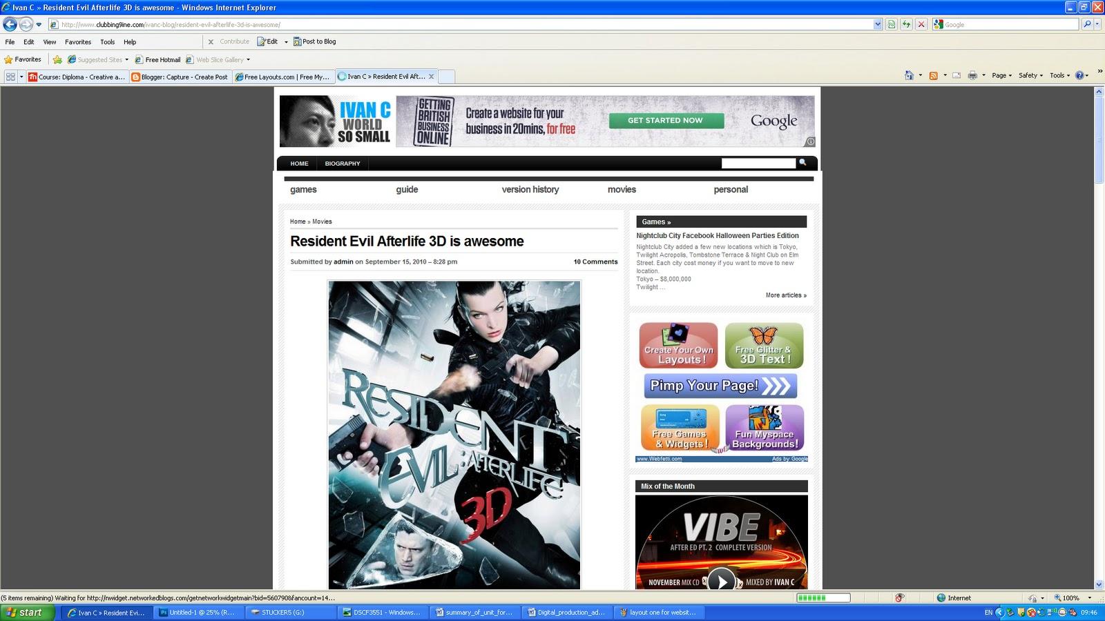 Capture Ten Best Website Layout Design