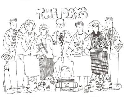 dysfunctional family cartoon. dysfunctional family cartoon.