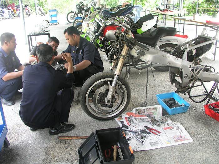 Pelatih Juruteknik motosikal