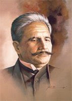 Muhammad Iqbal ( 9/11/1877- 21/4/1938 )
