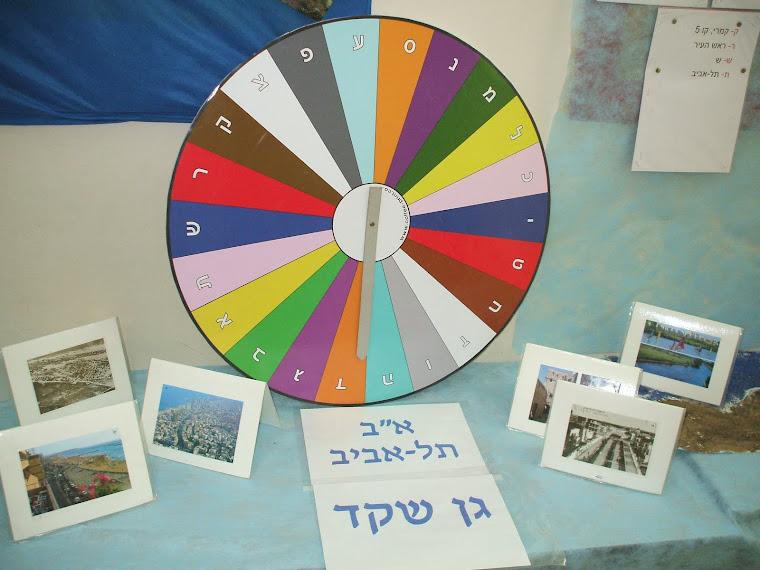 שנת השפה העברית-השפה שעושה אותנו. תרבות עברית בחטיבה הצעירה.