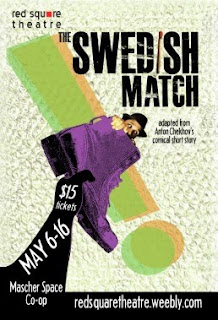 The Swedish Match By Anton Chekov
