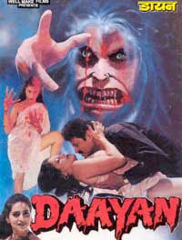 Daayan (1998) Hindi Horror Movie Watch online