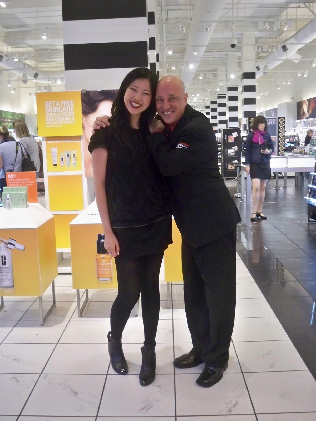 sephora s personal beauty advisor is all about you particle of my session sephora s personal beauty advisor has been the best date i ve had in awhile my advisor michael is a very attentive conversationalist