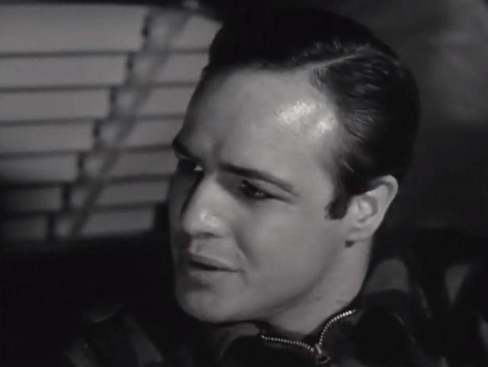 Best Actor: Best Actor 1954: Marlon Brando in On the ...