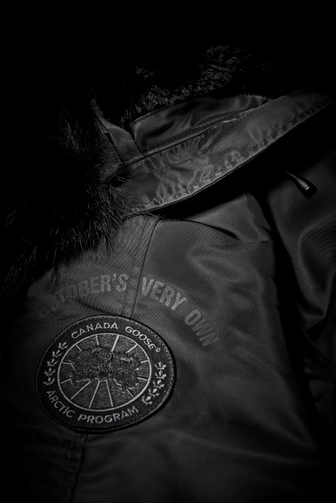 Canada Goose langford parka outlet 2016 - OCTOBERS VERY OWN: October's Very Own in Collaboration with Canada ...