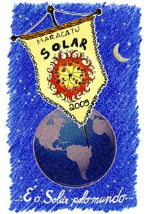 É o Solar pelo mundo