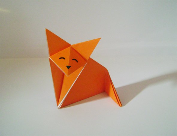 plegado de papel sencillos